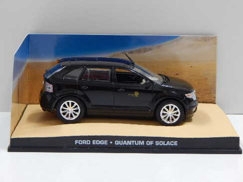 James Bond Quantum Of Solace   Ford Edge